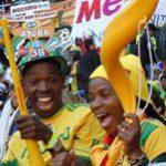World record for SA football fan
