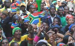 A million flags to fly in Soweto