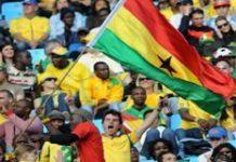 Ghana fever grips South Africa