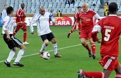 Zuma urges fans to support 1 Goal