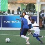 Football for Hope in Mali