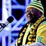 Tutu's football spirit recognised