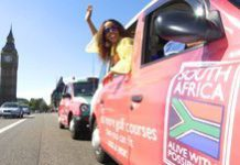 Services for South Africans abroad