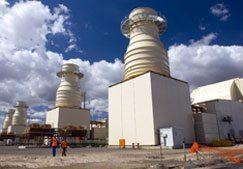 Les infrastructures de l'Afrique du Sud