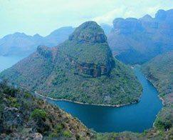 Der schnelle Reisefuhrer durch Sudafrika