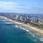 La plage toute l'annee en Afrique du Sud