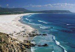 Praias sul africanas o ano inteiro