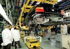 A industria automovel na África do Sul