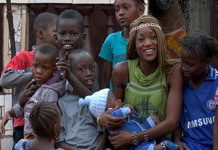 Ebola survivors share life-saving tips via mobile app