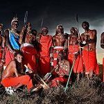 Maasai cricket team want to knock rhino poaching for a six