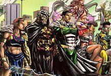 African comic book heroes gaining popularity