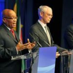 EU invited to invest in SA infrastructure
