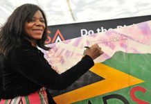 South Africa's Public Protector receives Transparency International's Integrity Award