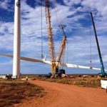 South Africa's Sere wind farm plugged in