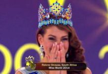 SA's Rolene Strauss crowned Miss World