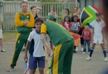 Watch: Proteas surprise young fan