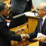 Parliament bids farewell to Motlanthe