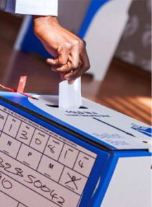 Register to vote on 9 and 10 April