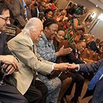 South Africa's tribute to Andrew Young