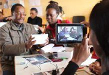 Teaching with tablets piloted in E Cape