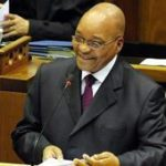 South Africa's 'year of action': Zuma