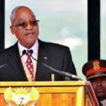 President Zuma announces new Cabinet