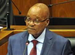 Zuma announces measures to jump-start economy