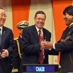 South Africa takes the G77 hotseat