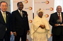 South Africa wins award for fight against malaria