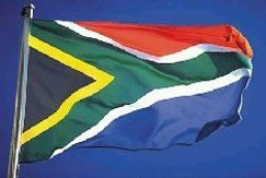 South African flag guide