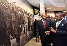 South African struggle heroes honoured in Mozambique