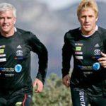 Adventurers 'running a smile' around SA