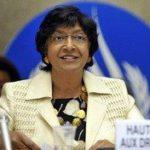 SA judge appointed UN rights chief