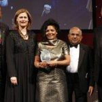 SA woman scoops UK award