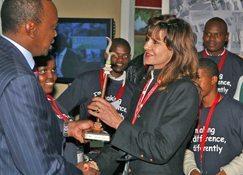 Khulisa founder wins social award