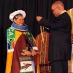 South Africa honours heroes