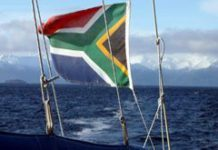 South African circumnavigates the globe