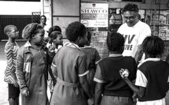 Zackie Achmat: pioneering Aids activist