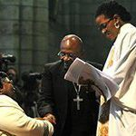 Tutus renew wedding vows on 60th anniversary