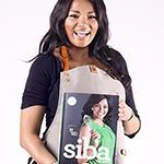 Debut cookbook for South Africa's Sibalicious chef