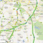 Google traffic updates in South Africa