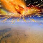 SA scientists in comet strike discovery