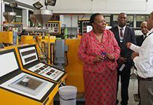 South Africa opens nanomaterial facility