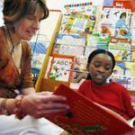 Shine Centre: volunteers for literacy