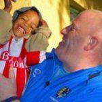 UK cops take time off for SA kids