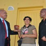 Zuma hands over District Six houses