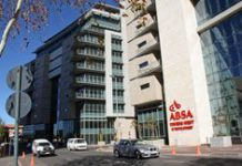 Absa's eco-friendly office tower