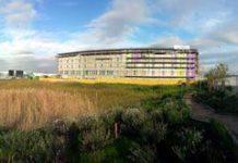 'Africa's greenest hotel' opens its doors