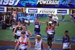 South Africa's Comrades Marathon