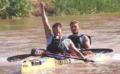 South Africa's canoe marathons